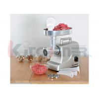 Quality Electric Automatic Meat Grinder 3 Cutting Blades 500 Watt For Kitchen wholesale
