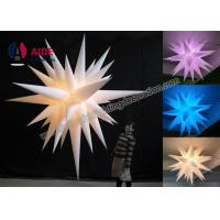 Quality Quote Five Inflatable LED Star Lighting System For Bar Decoration near me wholesale