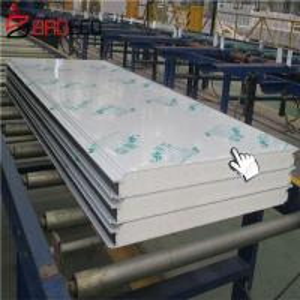 China High Density Warehouse Top Quality PU Foam Sandwich Panel on sale