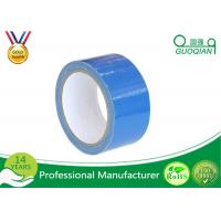 China 12 Color Waterproof Duct Tape , Rubber Adhesive Coloured Duct Tape 1-100mm Width on sale