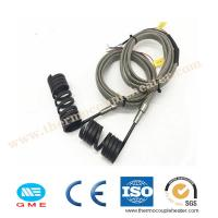 Buy cheap Hot runner spring brass coil nozzle heater heating element for fog machine from wholesalers
