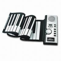China Roll Up Soft Piano with 100 Rhythms and 40 Demonstration Songs on sale