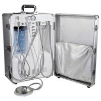 Quality DENTAL PORTABLE DELIVERY UNIT with CASE COMPRESSOR HIGH QUALITY CE wholesale