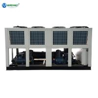 China New Design Chiller System Industrial Water Cooling 80Ton Industrial Water Cooler Refrigeration System chiller cooling on sale