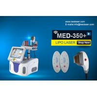 China Multifunctional RF Beauty Equipment Fractional Rf & Lipolitico Laser Weight Loss Machines on sale