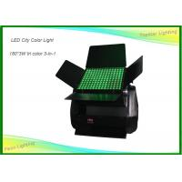 Quality 600w Exterior Wall Wash Light , High Power Led Wall Washer Rgb 3 In One wholesale