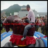 China Party equipment mechanical bull for riding, rodeo bull ride, bull ride game machine on sale