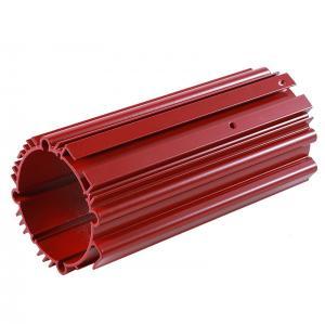 China Round Aluminium Extrusion Profiles / Aluminium Alloy Profile With CNC Machining on sale