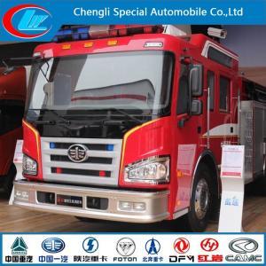 Quality Faw 6*4 15 Cbm 360HP Fire Fighting Equipment wholesale