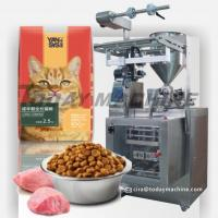 Multifunctional Vertical Sauce Packing Machine for Pet Snack Food Packaging