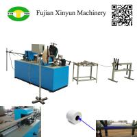 Quality Full automatic spiral toilet paper core making machine for sale wholesale
