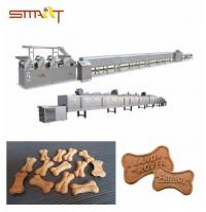 China Energy - Saving Dog Biscuit Making Machine / Pet Food Processing Line on sale
