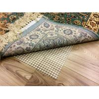 China Cold Resistance PVC Non Slip Mat Small Rug Pad Grip Liner For Home on sale