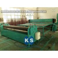 Buy cheap Reno Mattress And Gabion Basket Gabion Production Line High efficiency and from wholesalers