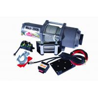 4500lbs UTILITY Electric Winch (12/24V) H4500