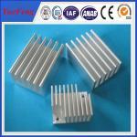 Quality aluminium extrusion for industrial supplier/ anodized heat-insulation aluminum profile wholesale