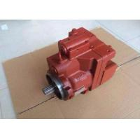 Quality Doosan DH80 Excavator Hydraulic Piston Pump kawasaki K5VP2D36 Red Without Gear Pump wholesale