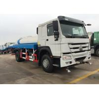 Quality High Efficiency Construction Water Tank Truck 10CBM With 360 Degrees Rotation wholesale