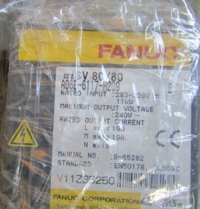 Fanuc A06B-6117-H209 Alpha Servo Amplifier Module