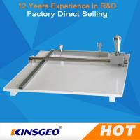 Quality 550×450×160mm size Package Testing Equipment Adjustable Sapcing with (0.1~1.0)mm sample thickness wholesale