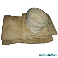 Quality Polyster Fabric Dust Nomex Filter Bag For Steel Mill / Refractory Plant wholesale