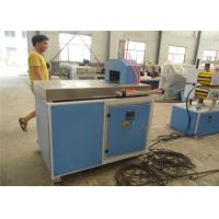 China PP PE PVC WPC Plastic Profile Extrusion Line , High Quality PP PE Wood Plastic Profile Making Machinery on sale