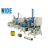 Quality High Precision Motor Production Line Automatic Stator Manufacturing Machine wholesale