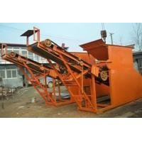 Buy cheap sand sieving machine from wholesalers