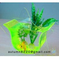 Quality small acrylic fish tank wholesale