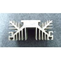 Quality T3 - T8 Temper 6000 Series Aluminum Extrusion Heat Sink With Forgings / Laser Cutting wholesale