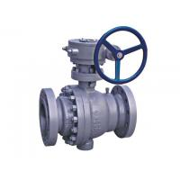 Quality API 6D Flanged Ball Valve ( RTJ, RF Flange) wholesale