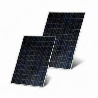 China 280W Solar Panel Modules, Made of Polycrystalline Silicon, with Anodized Aluminum Alloy Frame on sale
