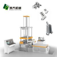 Quality lowcost electric power fittings low pressure casting machine for clamps manufacturer wholesale