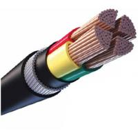 Quality 4 Core PVC Insulated Cable 5 Core Armoured Polyvinyl Chloride Wire Fireproof wholesale