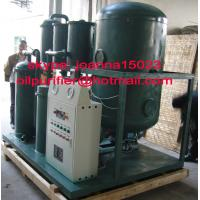 Quality Lubricant Oil Treatment plant,Vacuum Dehydrator For Bad Emulsified Oils like Lube oil, Hydraulic Oil,Oil Filters purify wholesale