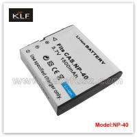 Quality Camera Battery NP-40 For Casio wholesale