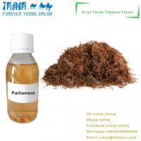 Buy cheap Xi'an Taima hot-selling high quality mixed with PG/VG concentrte Parliament flavor for vape juice from wholesalers