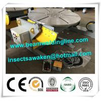 Buy cheap Automatic Positioners For Welding ,  Adjustable Welding Rotary Positioners product