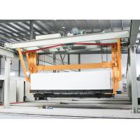 Cheap High Efficiency Automatic AAC Cutting Machine Concrete Block Wall for sale