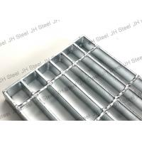 Cheap Building Material Galvanized Serrated Grating , Metal Driveway Drainage Grates for sale