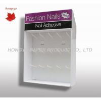 Quality Christmas Gift Hook Display Stand , Recycled Paper Display Shelf wholesale
