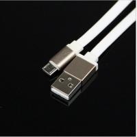 China micro usb charging data cable usb 2.0 sync cable cord for recharging flat noodles on sale