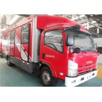 Quality Fast Speed Gas Supply Fire Truck 4x2 Drive Imported Lifting Lighting System wholesale