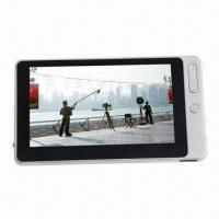 China 4.3-inch Touch Screen MP5 Player, Supports FM Radio Function on sale