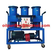 China Low price oil purifier machine,  Portable Industrial Used Lube Oil Purification Machine, Oil Filtration Unit Suppliers on sale
