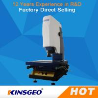 Buy cheap AC90~264V 50/60Hz 30KG Industrial Imaging Cmm Coordinate Measuring Machines With Color 1/3 CCD Camera from wholesalers