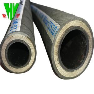 Quality Hydraulic hose manufacturers in China provide 4SP manguera hidraulica hose crane wholesale