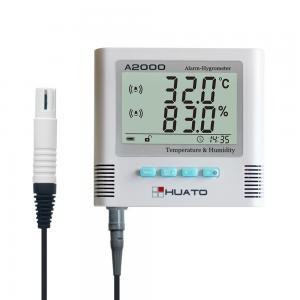 Dual Sensor Digital Thermometer Hygrometer Temperature Humidity Meter