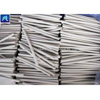 China Medical Grade Flexible Rubber Tubing Durable , Light Grey Soft Rubber Tube on sale