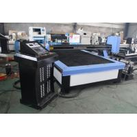 China 1325 1530 Plasma sheet metal cutting machines for cutting steel and Aluminum on sale